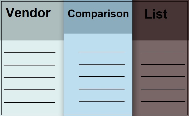 Product Comparison Template Excel from www.excelstemplates.com